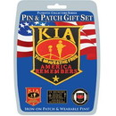 Eagle Emblems DIS0012 Gift Set-Kia Honor (Pin & Patch) .
