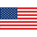 Eagle Emblems F1115 Flag-Usa (3Ftx5Ft) .