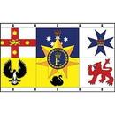 Eagle Emblems F1146 Flag-Australia, Royal (3Ftx5Ft) .