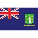 Eagle Emblems F1169 Flag-British Virgin Isl (3Ftx5Ft) .
