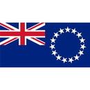 Eagle Emblems F1178 Flag-Cook Islands (3Ftx5Ft) .