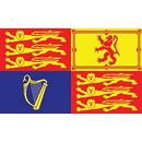 Eagle Emblems F1271 Flag-British, Royal Lion (3Ftx5Ft) .