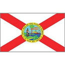 Eagle Emblems F1510 Flag-Florida (3Ftx5Ft) .