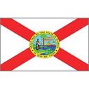 Eagle Emblems F1510 Flag-Florida (3Ftx5Ft) .