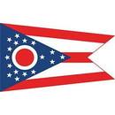 Eagle Emblems F1536 Flag-Ohio (3Ftx5Ft) .