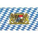 Eagle Emblems F1600 Flag-Bavaria Lion (3Ftx5Ft) .