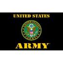 Eagle Emblems F1671 Flag-Army Symbol (3Ftx5Ft) .