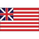 Eagle Emblems F1700 Flag-Usa, Grand Union (3Ftx5Ft) .