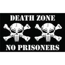 Eagle Emblems F1817 Flag-Pirate, Death Zone (3Ftx5Ft) .