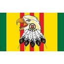 Eagle Emblems F1853 Flag-Vietnam, Kia Honor (3Ftx5Ft) .