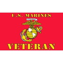 Eagle Emblems F1890 Flag-Usmc, Retired (3Ftx5Ft) .