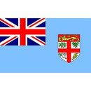 Eagle Emblems F2032 Flag-Fiji Island (2Ftx3Ft) .