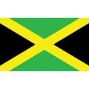 Eagle Emblems F2057 Flag-Jamaica (2Ftx3Ft) .