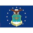 Eagle Emblems F2304 Flag-Usaf (2Ftx3Ft) .