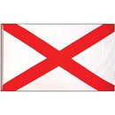 Eagle Emblems F2501 Flag-Alabama (2Ftx3Ft) .