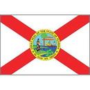 Eagle Emblems F2510 Flag-Florida (2Ftx3Ft) .