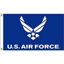 Eagle Emblems F2865 Flag-Usaf Ii (2Ftx3Ft)