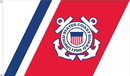 Eagle Emblems F3012 Flag-Uscg Nylon (3Ftx5Ft) Foreign Mfg