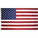 Eagle Emblems F3136-08 Flag-Usa Tuff Tex, Embroid (05Ftx08Ft)  Made In Usa