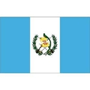 Eagle Emblems F6038 Flag-Guatemala (4In X 6In) .