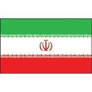 Eagle Emblems F6050 Flag-Iran (4In X 6In) .