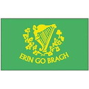 Eagle Emblems F6052 Flag-Irish (Erin Go Brah) (4In X 6In) .
