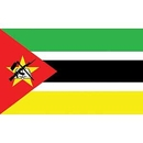 Eagle Emblems F6073 Flag-Mozambique (4In X 6In) .