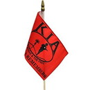 Eagle Emblems F6342 Flag-Kia Honor, Super Poly (4In X 6In) .