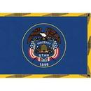 Eagle Emblems F6545 Flag-Utah (4In X 6In) .