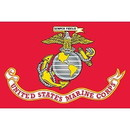 Eagle Emblems F8305 Flag-Usmc (12In X 18In) .
