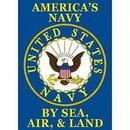 Eagle Emblems F9036 Banner-U.S.Navy (29