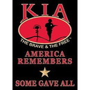 Eagle Emblems F9042 Banner-Kia Honor (29