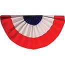 Eagle Emblems F9100 Fan, Usa, Poly/Cotton (1-1/2Ft X 3Ft)