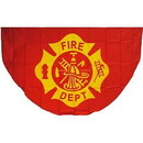 Eagle Emblems F9130 Fan, Fire Dept, Logo (Poly) (3Ft X 5Ft)