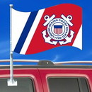 Eagle Emblems F9712 Flag-Car, Uscg (12In X 18In)