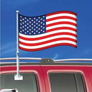 Eagle Emblems F9715 Flag-Car, Usa (12In X 18In) .