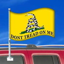 Eagle Emblems F9723 Flag-Car, Dont Tread On Me (12In X 18In)