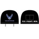 Eagle Emblems HR1002 Headrest Cover, Air Force