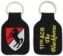 Eagle Emblems KC0013 Key Ring-Army, 011Th Acr. Embr. (1-3/4