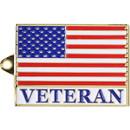 Eagle Emblems KC2551 Key Ring-Gun, I Will Give Zinc-Pwt (1-1/2