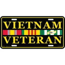 Eagle Emblems LP0507 Lic-Vietnam Veteran (6