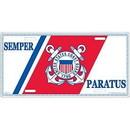 Eagle Emblems LP0515C Lic-Uscg Logo, Semper
