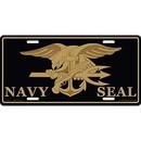 Eagle Emblems LP0521C Lic-Usn, Seals