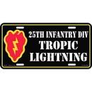 Eagle Emblems LP0638 Lic-Army, 025Th.Inf.Div. (6