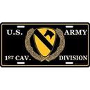Eagle Emblems LP0639C Lic-Army, 001St.Cav.Div.