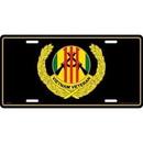 Eagle Emblems LP0676 Lic-Vietnam Vet/Rifles (6