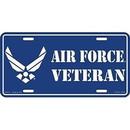 Eagle Emblems LP0713 Lic-Usaf Symbol Veteran (6