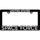 Eagle Emblems LIC.FRAME, AUTO, EMT (Heavy Black Plastic)