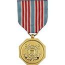 Eagle Emblems M0019 Medal-Uscg, Heroism (2-7/8