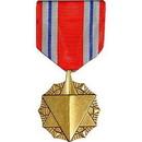 Eagle Emblems M0036 Medal-Usaf, Combat Readyns (2-7/8